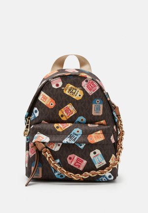 BACKPACK AIRPORT - Batoh - brown/multi