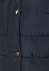Dorothy Perkins Tall - GLOSSY HOODED JACKET - Talvitakki - navy - 6