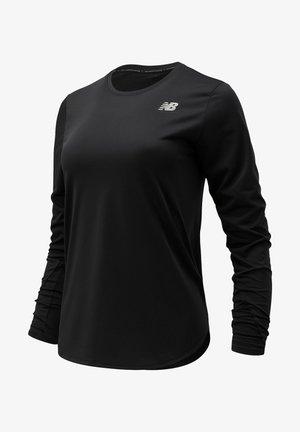 ACCELERATE  - Sports shirt - black