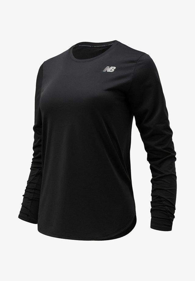 ACCELERATE  - Sportshirt - black