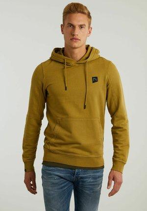 GENE - Hoodie - yellow