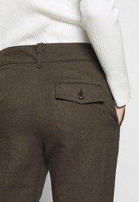 Lovechild - COPPOLA - Pantalon classique - brown - 3