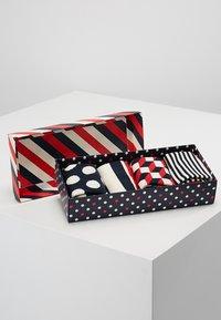 Happy Socks - DOT GIFT BOX 4 PACK - Socks - navy - 4