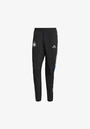 OWN THE RUN SPACE RACE TRACK JOGGERS - Träningsbyxor - black