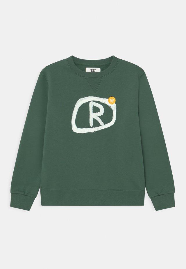 ROD UNISEX - Sweater - faded green
