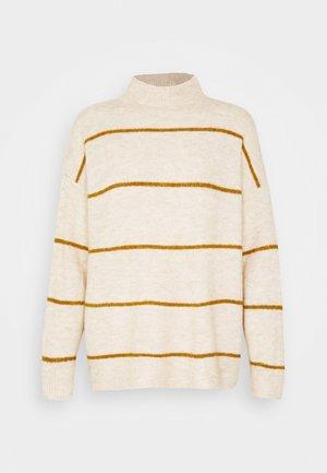 OBJGEROMIA  - Pullover - sandshell
