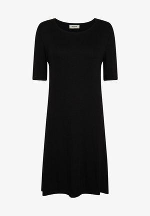 CHICA DRESS - Jerseykjoler - black