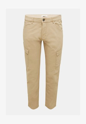 OCS  - Cargo trousers - beige