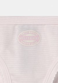 Petit Bateau - MILLERIAES 2 PACK - Briefs - pink/off-white - 3