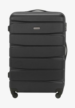 GROOVE - Wheeled suitcase - black
