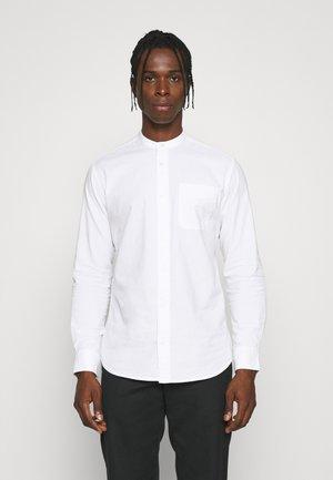 JPRBLUBROOK OXFORD BAND  - Shirt - white