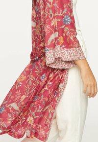 OYSHO - Summer jacket - red - 5