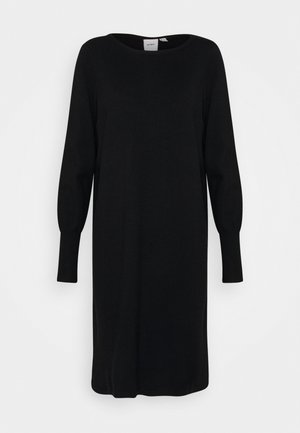 KAVA  - Jumper dress - black
