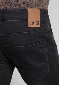 Cars Jeans - SHIELD - Slim fit -farkut - black - 4