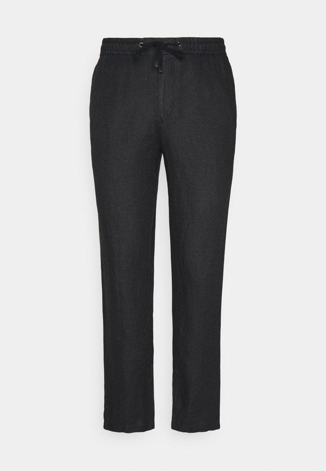 JASON  - Spodnie materiałowe - black