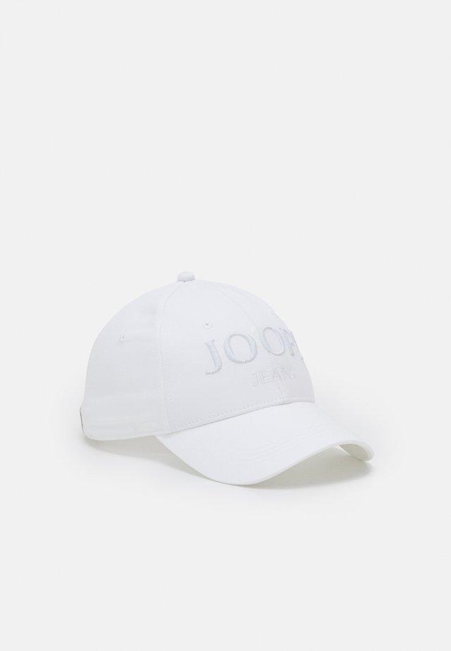 MARKOS UNISEX - Cap - white