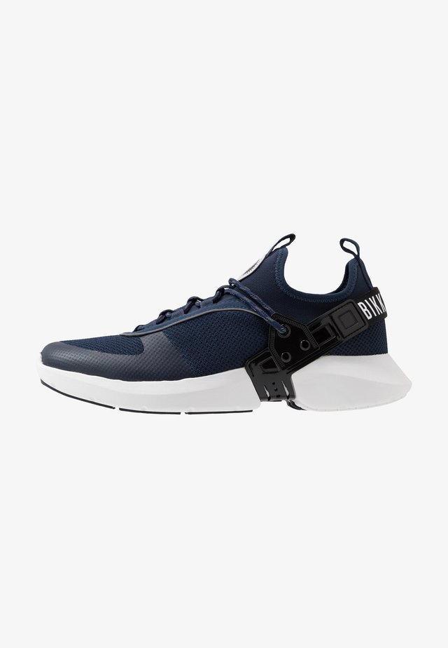 GREGG - Sneakers basse - navy/black
