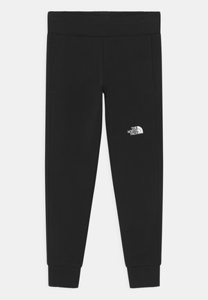 DREW PEAK LIGHT UNISEX - Tracksuit bottoms - black