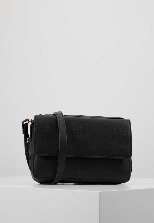 AMSTERDAM - Across body bag - black