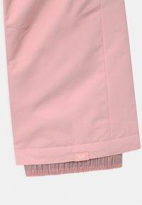 Roxy - DIVERSION MEMO - Zimní kalhoty - powder pink - 3
