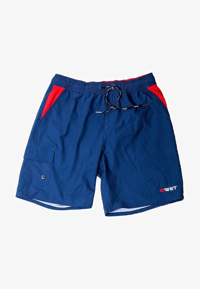 ECO-FRIENDLY QUICK DRY UV PROTECTION PERFECT FIT  - Zwemshorts - navy