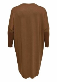 ONLY Carmakoma - CURVY - Day dress - tobacco brown - 1