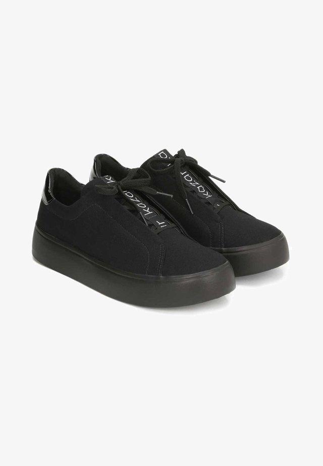 MALIA - Sneakers laag - black