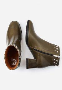 RISA - Classic ankle boots - grün - 2