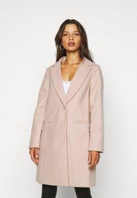 New Look Petite - LI COAT - Classic coat - pale pink - 0