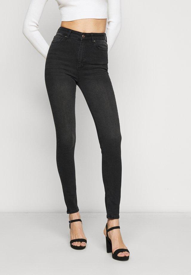 PCZENIA  - Jeans Skinny Fit - black