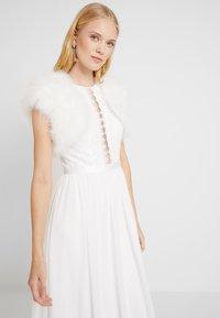 Luxuar Fashion - Cardigan - ivory - 0