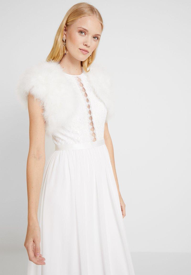 Luxuar Fashion - Cardigan - ivory