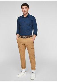 s.Oliver - Formal shirt - blue - 1