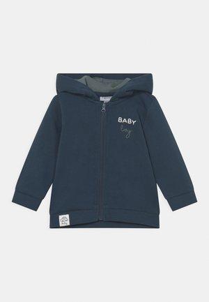 NEWBORN HOOD - Zip-up sweatshirt - midnight navy