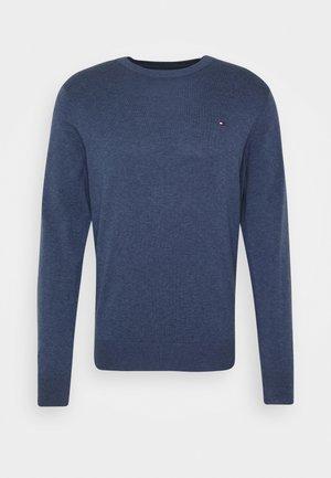 BLEND CREW NECK - Jumper - blue
