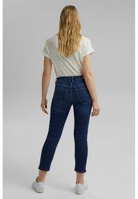 Esprit - MR CAP - Jeans Skinny Fit - blue dark washed - 3