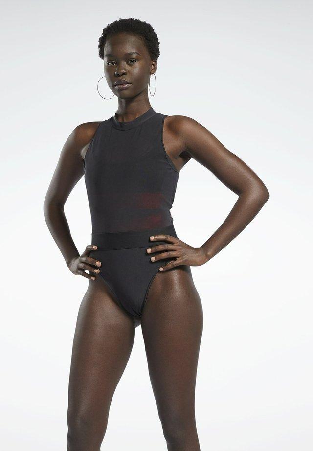 CARDI B TWO-IN-ONE - Body - black