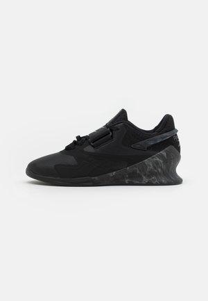LEGACY LIFTER II - Chaussures d'entraînement et de fitness - core black/pure grey 8/pure grey 7