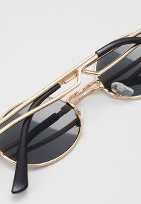 Only & Sons - ONSSUNGLASSES UNISEX - Gafas de sol - slate black - 2
