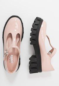 Koi Footwear - VEGAN SHIN - Zapatos de plataforma - light pink - 3