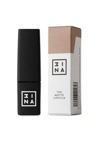 3ina - MATTE LIPSTICK - Lipstick - 416 beige - 1