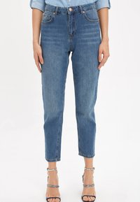 DeFacto - LINE MOM - Straight leg jeans - blue - 0