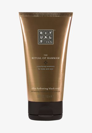 THE RITUAL OF HAMMAM BLACK SOAP - Liquid soap - -