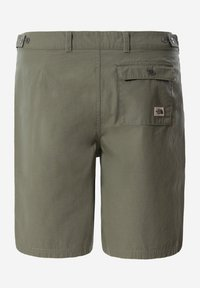 The North Face - M RIPSTOP COTTON SHORT - Sports shorts - agave green - 1