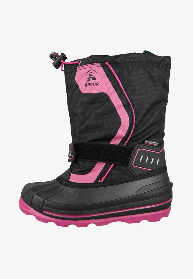 KINDER - Snowboots  - black