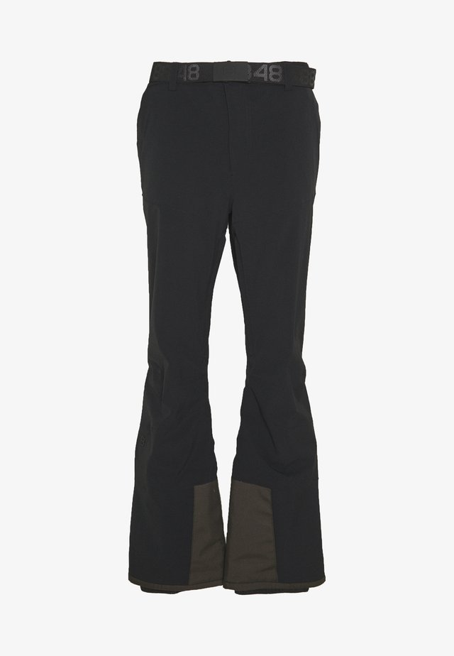 WANDECK PANT - Snow pants - black
