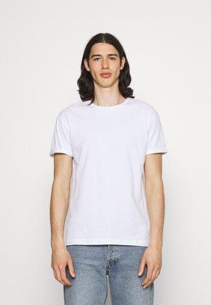 ZANDER - Jednoduché triko - porcelain