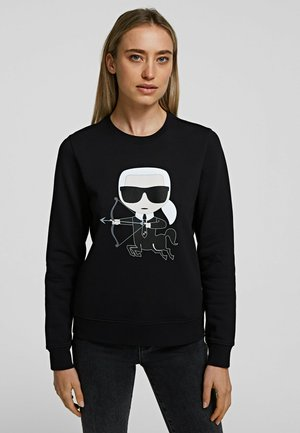 SAGITARIUS - Sweatshirt - black