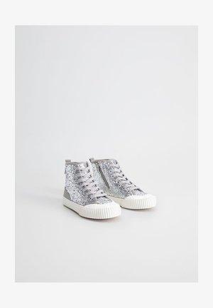 DAKOTA - Sneakers hoog - silber