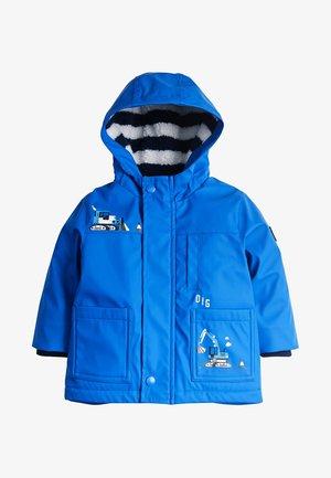 DIGGER  - Waterproof jacket - blue